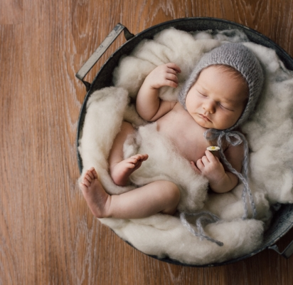 Newbornshooting Bremen