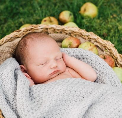 Neugeborenenshooting Bremen