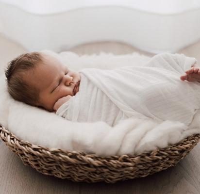 Neugeborenenfotoshooting Bremen